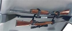 Center-Lok Overhead Gun Rack for Trucks - Holds 2 Guns (CL1500)