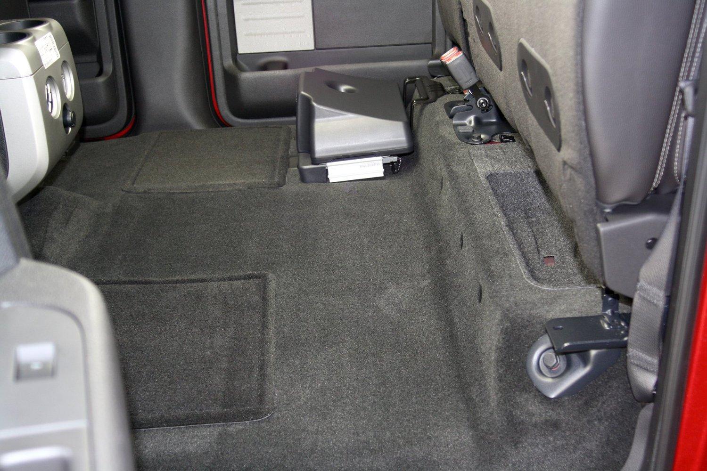 Car Seat Installation  F Super Crew