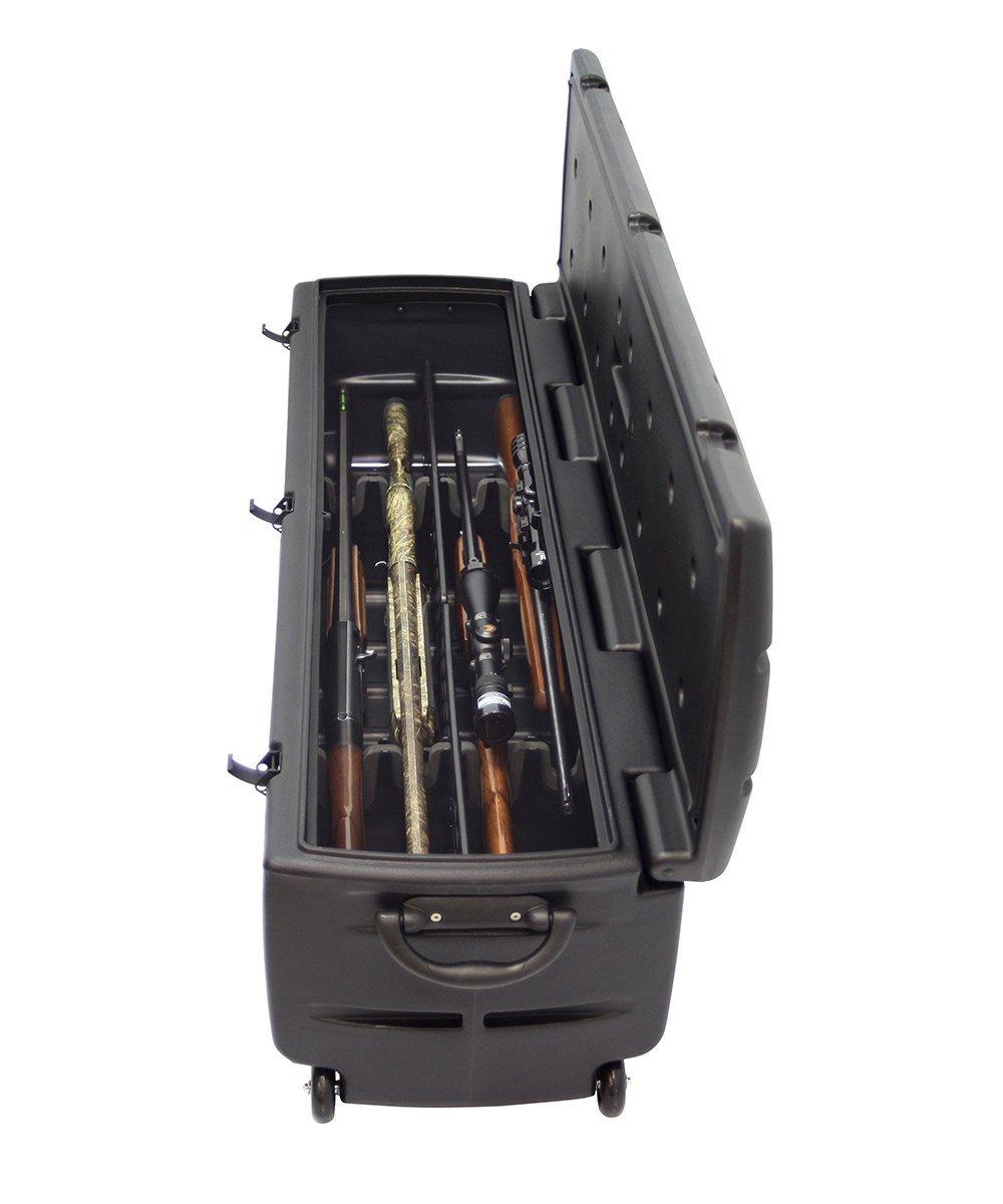 Truck Bed Tool Box Gun Storage