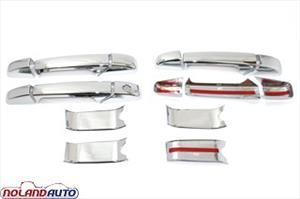 Carrichs Chrome Door Handle Covers 2007 2013 Chevrolet