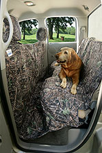 Perfectly Tailored To Fit The Rear Seat Of Your Car SUV Or Pickup Canine Covers Follow Contours And If Original Is Designed With A
